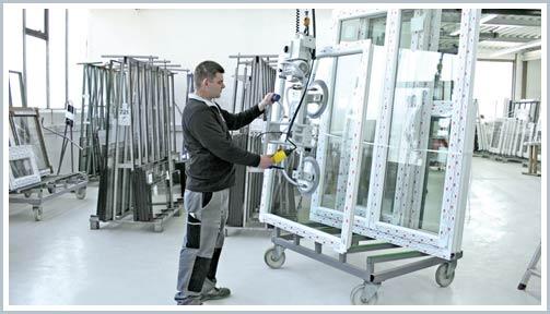Glas-fabriek